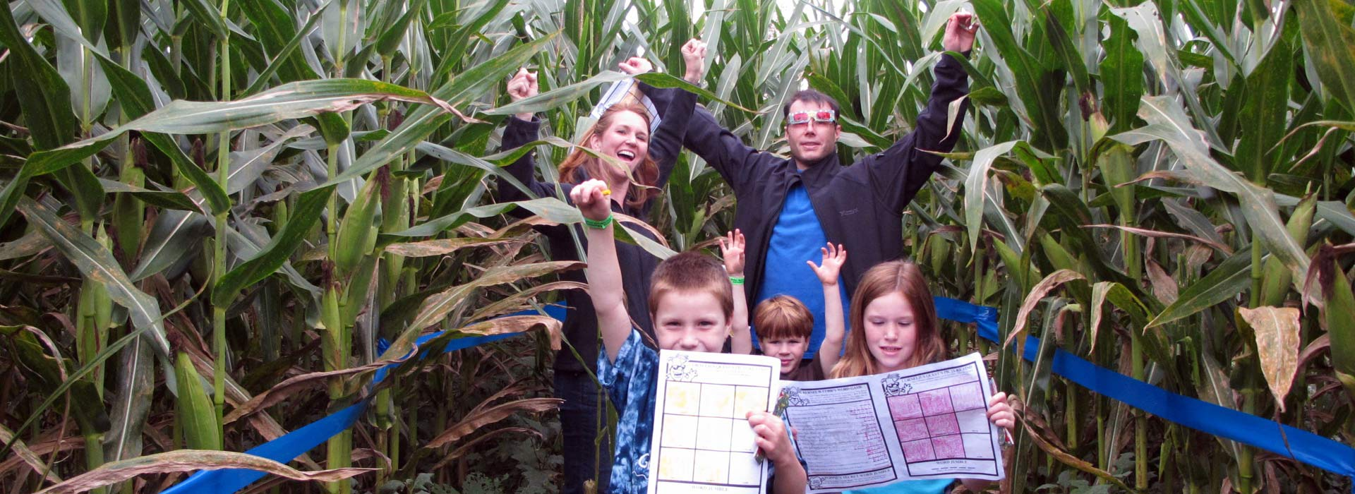 Corn Maze & Castle