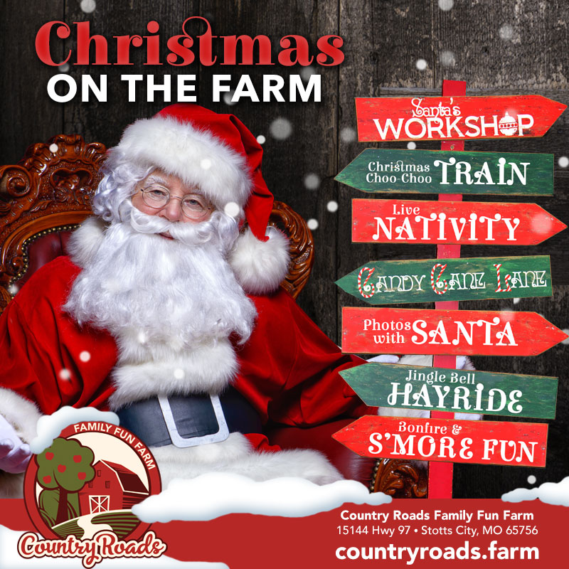 Christmas on the Farm - Santa and Christmas Activities