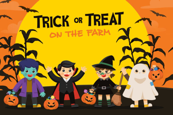 Trick or Treat at Country Farms - Oct 31 - Nov 1