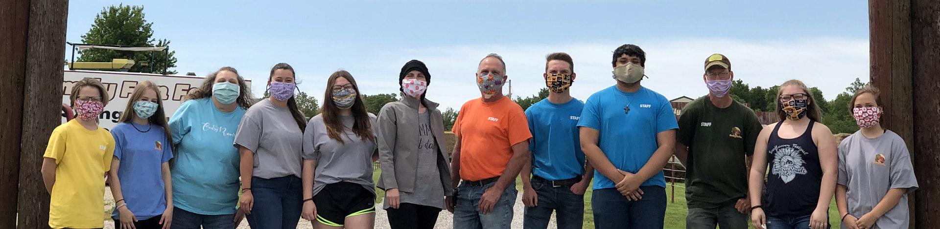 Country Roads Staff - Prepared for COVID-19