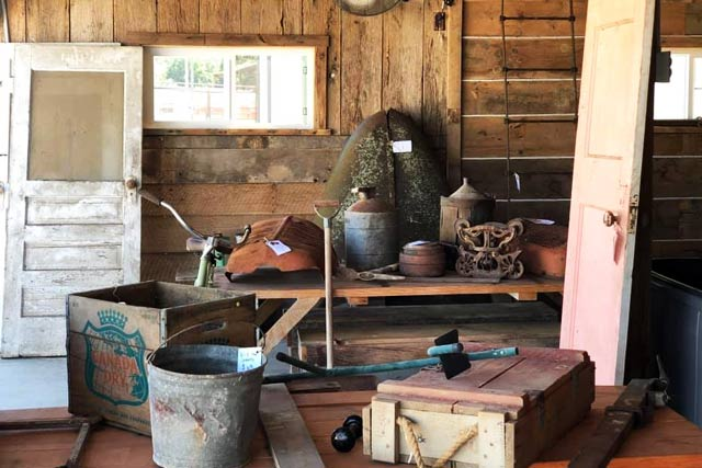Farm Sale at Country Roads - Antiques, Barn Wood Furniture, and More