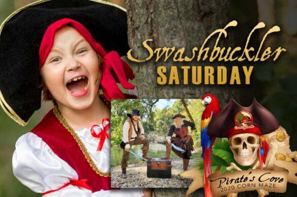 Swashbuckler Saturday - Oct 24, 2020