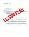 Color Farm Lesson Plan