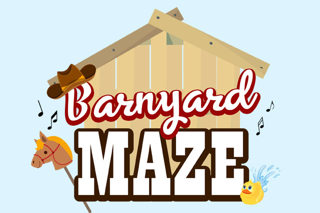 Barnyard Maze at Country Roads Missouri