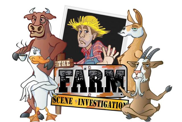 Farm Scene Investigation